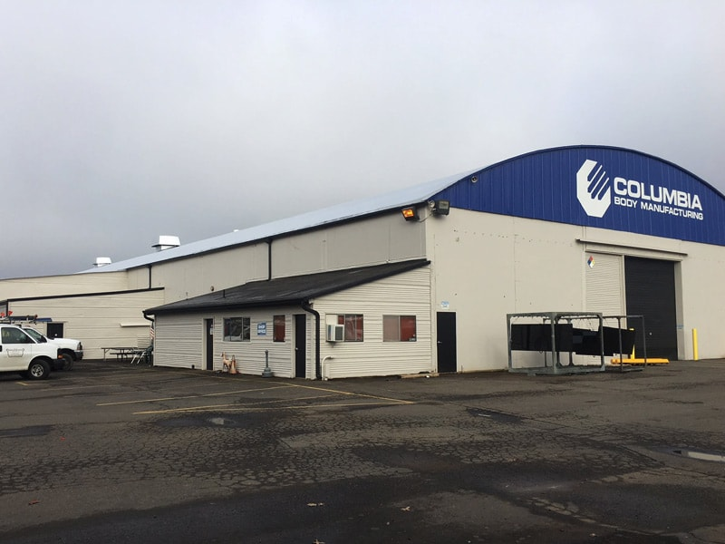 Industrial Albany Oregon Gutter Service