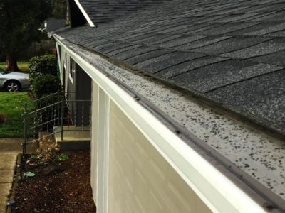 Gutter Protection Installation