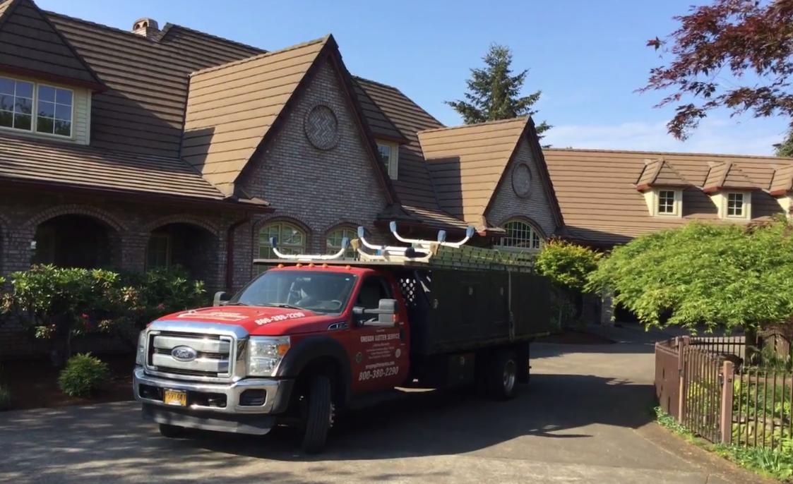 Eugene Albany Oregon Gutter Service